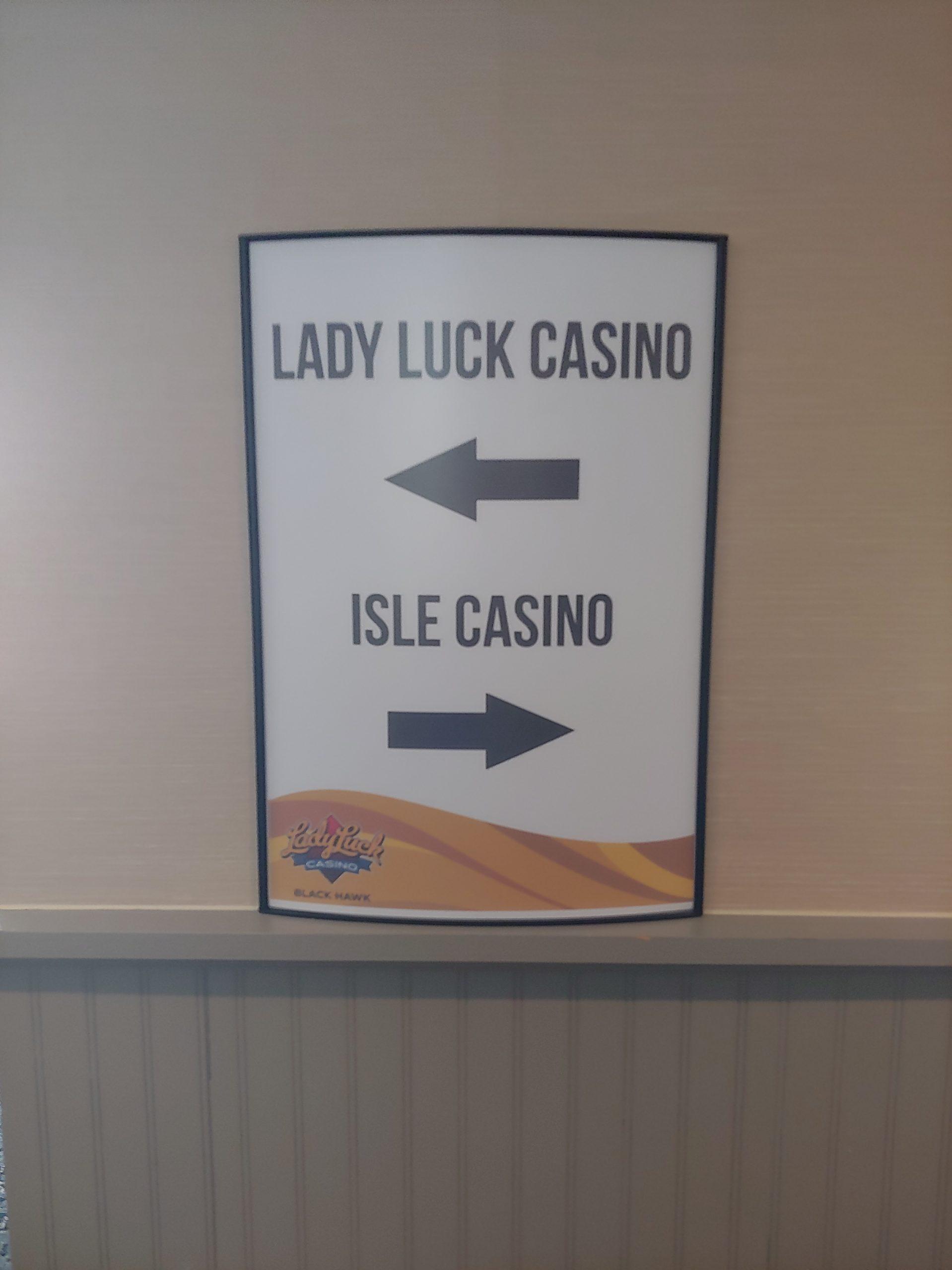 Lady Luck/Isle Casino