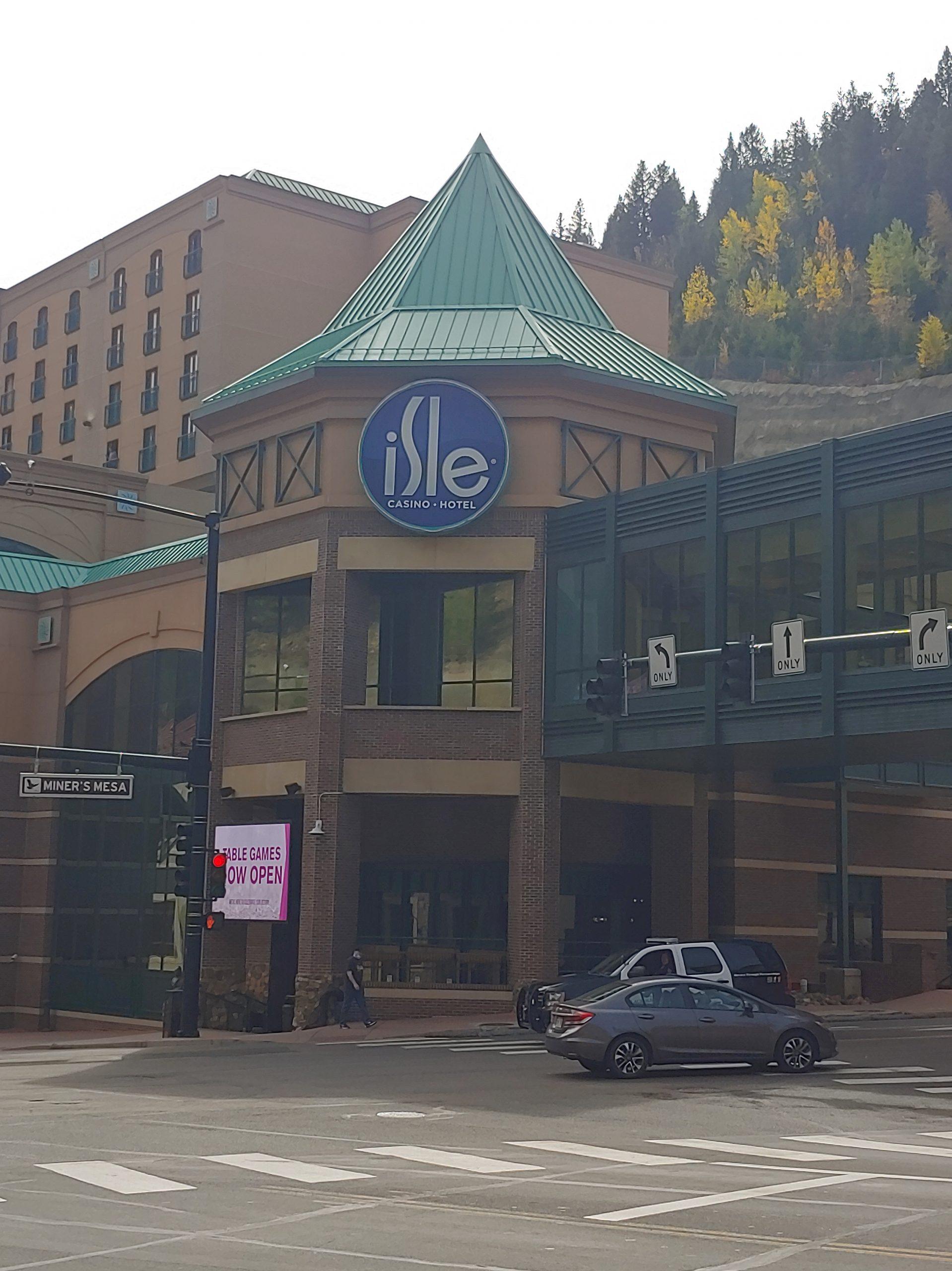 Isle Casino 10